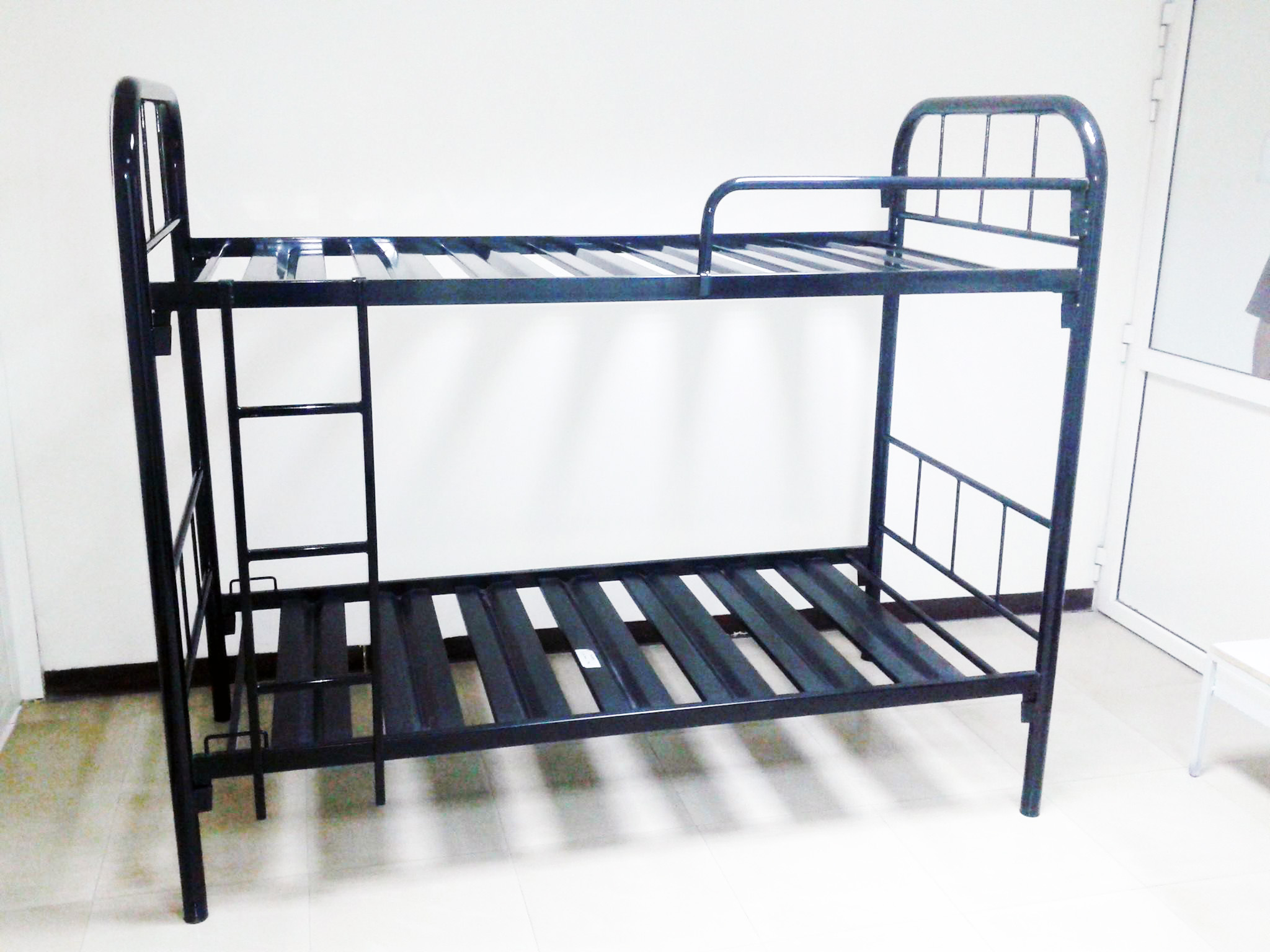 Steel storage racks supplier in uae for Second hand bunk beds
